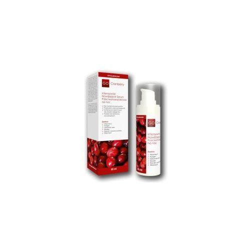 Nova - polska Intensywnie nawilżające serum przeciwzmarszczkowe na noc gocranberry