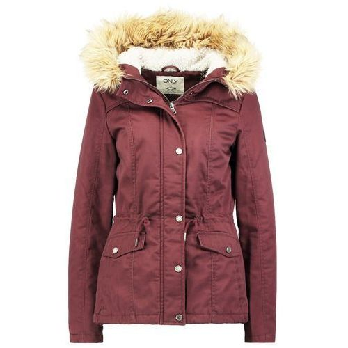 ONLY ONLKATE Parka fudge