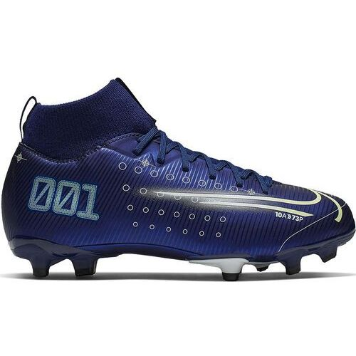 Buty piłkarskie mercurial superfly 7 academy mds fg/mg junior bq5409 401 marki Nike