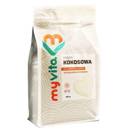 Proness myvita Mąka kokosowa, myvita, 500g, suplement diety