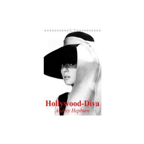 Hollywood-Diva - Audrey Hepburn (Wandkalender 2019 DIN A4 hoch)