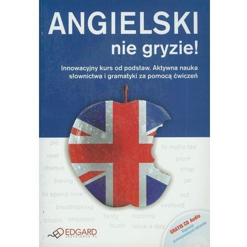 Angielski nie gryzie (+ audio CD) (9788377881637)