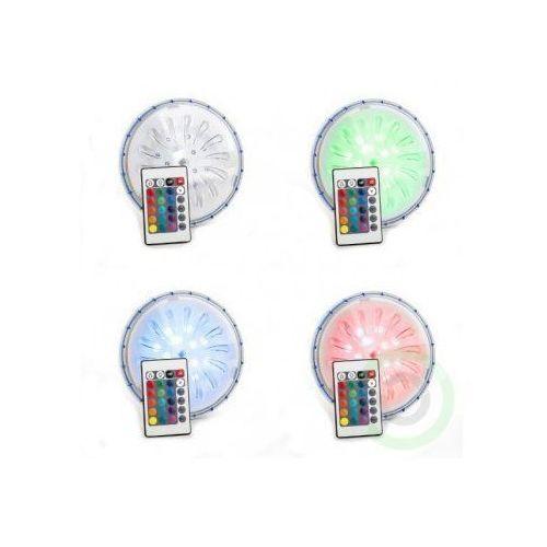 Lampa basenowa magnetyczna LED GRE 12 kolorów dobrebaseny
