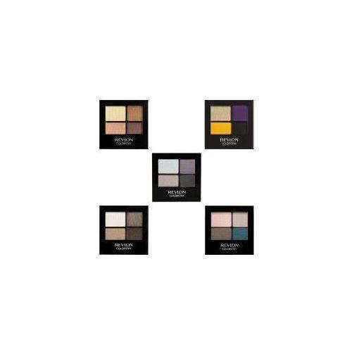 Revlon makeup Revlon colorstay 16-hour eye shadow, poczwórne cienie do powiek, 4,8g