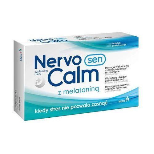 Nervocalm sen x 10 tabletek marki Lek-am