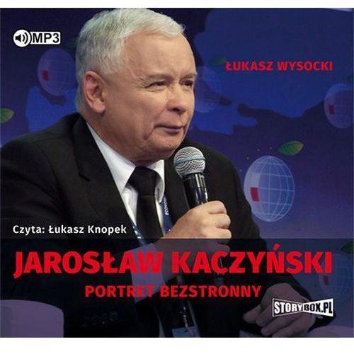 Jarosław Kaczyński Portret bezstronny [Wysocki Łukasz], Łukasz Wysocki