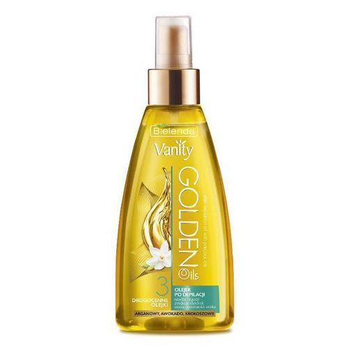 Bielenda, Vanity Golden Oils, olejek po depilacji łagodzący, 150 ml - sprawdź w wybranym sklepie