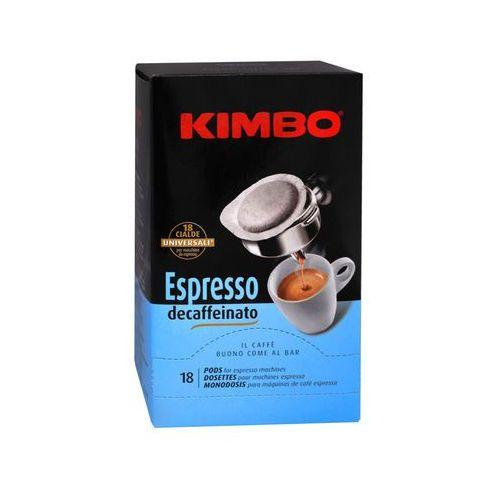 Kimbo Espresso Napoletano Decaffeinato ESE 18 szt., 2493