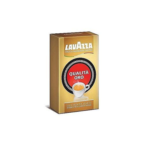 Kawa mielona qualita oro 250g marki Lavazza