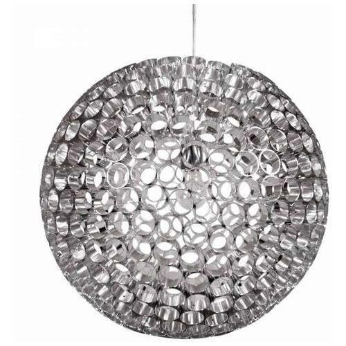 Candellux Lampa wisząca abros 31-94080 srebrny + darmowy transport! (5906714794080)