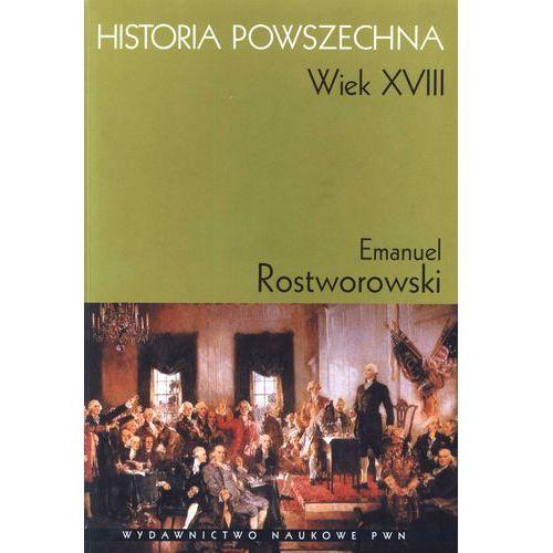 Historia Powszechna Wiek XVIII (9788301147426)