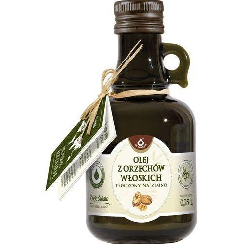 Oleofarm Olej z orzechów włoskich - tłoczony na zimno 250ml