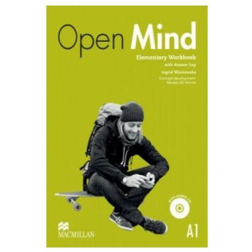 Open Mind Elementary. Ćwiczenia z Kluczem + CD (2014)