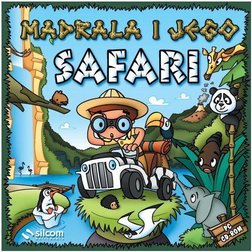 Didakta - Mądrala i jego safari - 60 PC