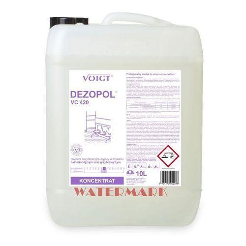 Dezopol 10 l gdy najważniejsza jest dezynfekcja - vc 420 marki Voigt