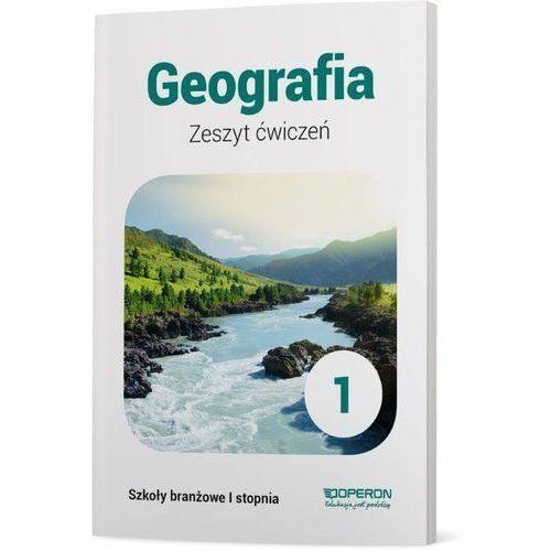 Geografia SBR 1 Zeszyt ćwiczeń w. 2019 OPERON (9788366365636)