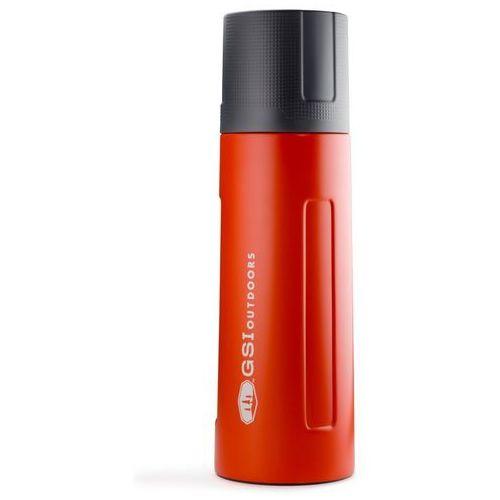 Termos stalowy próżniowy Vacuum Glacier Stainless 1L  - Red, produkt marki GSI Outdoors