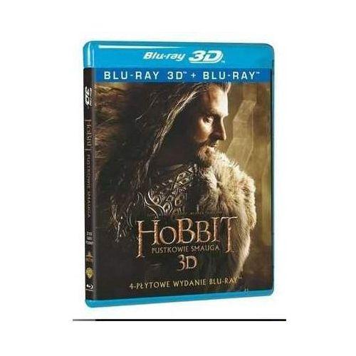 Hobbit: Pustkowie Smauga 3D. Edycja specjalna (4 BD) (7321999329877)