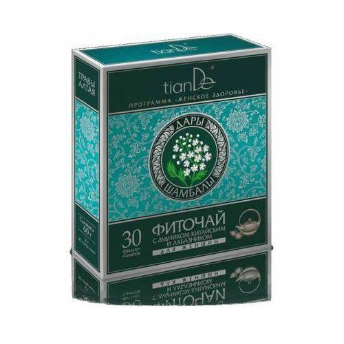 Herbata ziołowa z dzięglem chińskim i wiązówką dla kobiet Dary Shambhala 123913, 123913