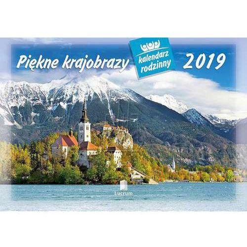 Kalendarze Kalendarz rodzinny 2018 wl 4 piękne krajobrazy (5901397023342)