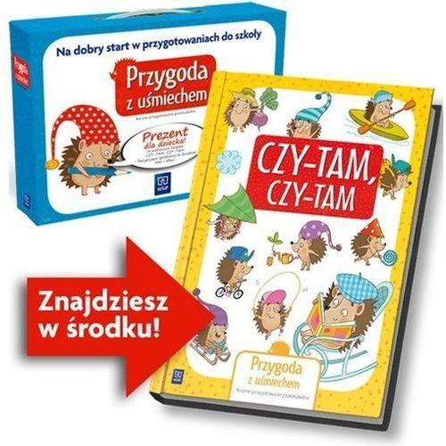 Przygoda z Uśmiechem Roczne przygotowanie przedszkolne BOX Edukacja przedszkolna - Paul M. Levitt., WSIP