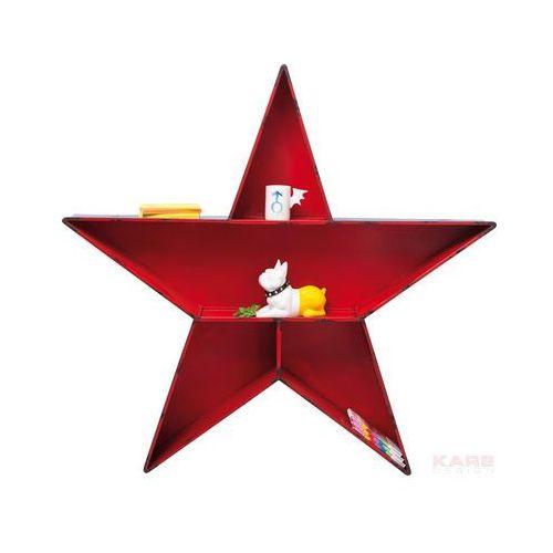 Półka ścienna Star by Kare Design - sprawdź w ExitoDesign