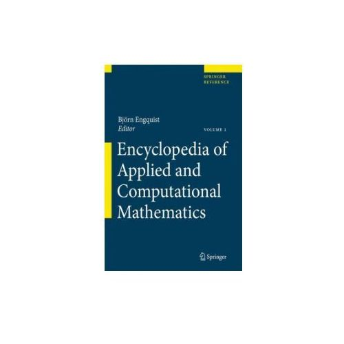 Encyclopedia of Applied and Computational Mathematics, 2 Vols.