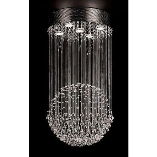plafon/lampa sufitowa lucid chrom md51104-5a marki Italux