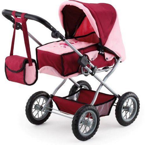 Bayer Design Wózek dla lalek Kombi Grande, czerwony - oferta [0515d847934f3516]