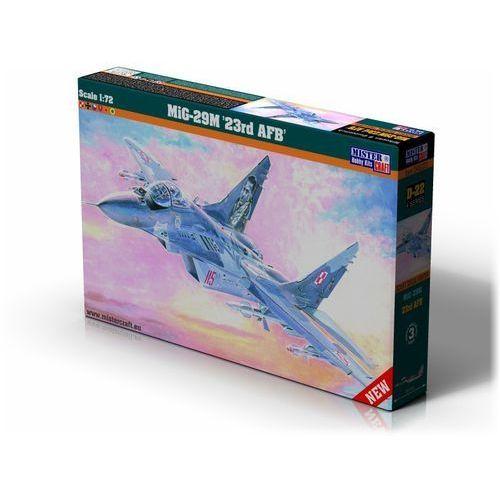 MiG-29M 23rd AFB - Mastercraft