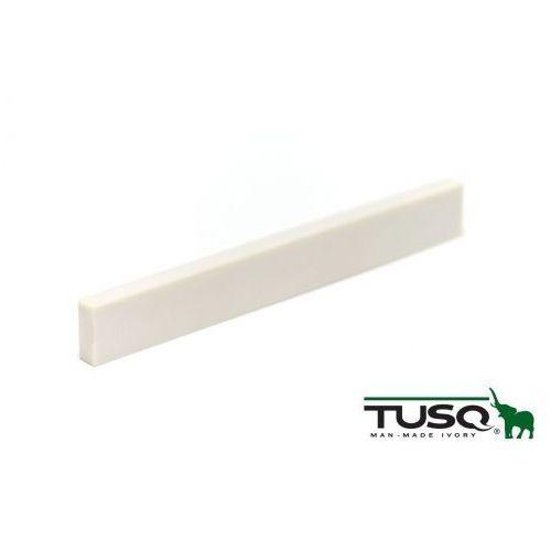 lq-4125-10 - stringed instruments nut, flat, blank slab, 1/8 thick, surowy blok tusq o grubości 6,35 mm do produkcji siodełek i innych części. marki Graphtech