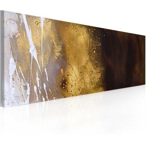 Artgeist Obraz malowany - zbliżenie na brzeg morza