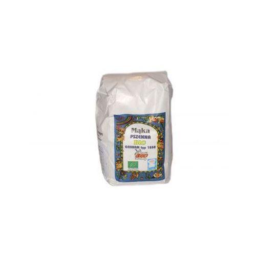 Bio babalscy Mąka pszenna graham bio typ 1850 1kg