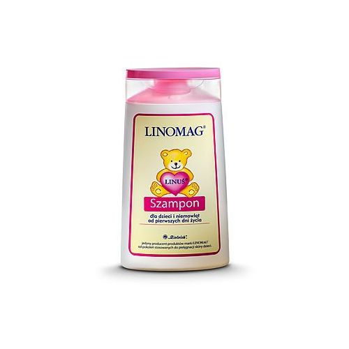 LINOMAG Szampon 200 ml - produkt z kategorii- mycie włosów