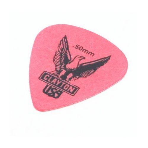 Gewa 526060 M050 Clayton Delrin kostka gitarowa