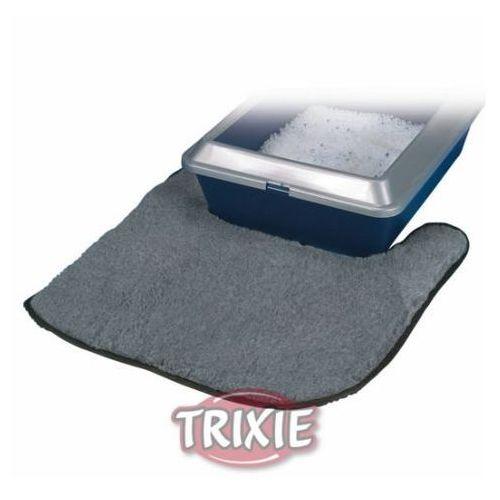 Trixie  mata wycieraczka pod kuwetę 50x50cm, kategoria: kuwety dla kotów
