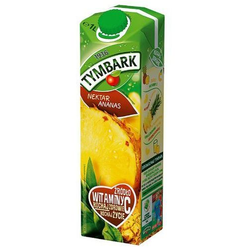 Tymbark 1l ananas nektar