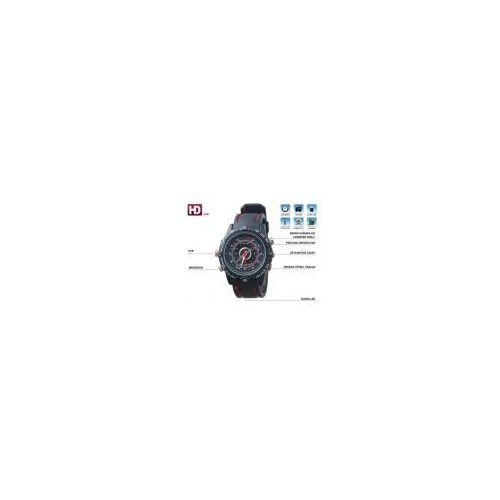 Zegarek na Rękę Nagrywaj. Obraz HD!+Dźwięk (4GB). (kamera monitoringowa)