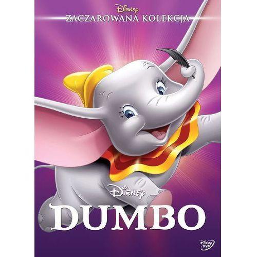 Zaczarowana kolekcja: Dumbo (DVD) - Ben Sharpsteen DARMOWA DOSTAWA KIOSK RUCHU (7321917506540)