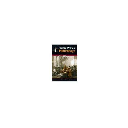 Studia Prawa Publicznego 2/2014 (6) (9788323227434)