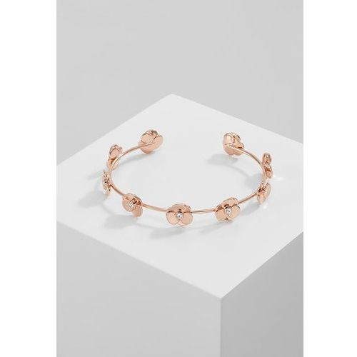 Ted Baker PARSIA PRESSED FLOWER CUFF Bransoletka rose goldcoloured, TBJ1529-24-02