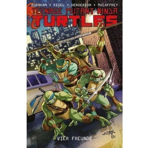 Teenage Mutant Ninja Turtles - Vier Freunde (9783957982902)