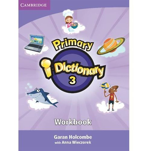 Primary i-Dictionary Level 3 Flyers Workbook and DVD-ROM Pack (9781107680012)