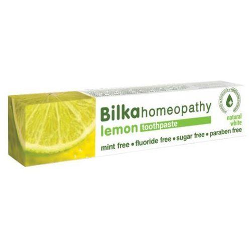 BILKA DENT- homeopatyczna wybielająca pasta do zębów 75 ml