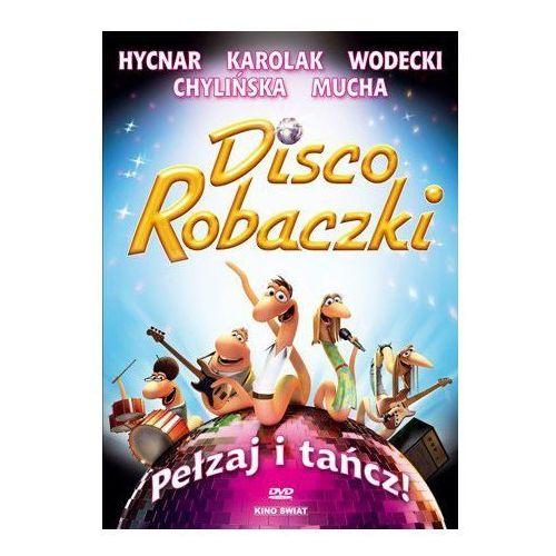 Disco robaczki (DVD) - Morten Dragsted. DARMOWA DOSTAWA DO KIOSKU RUCHU OD 24,99ZŁ (5903560913740)