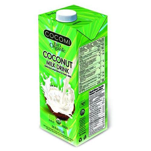 Napój Z Mleka Kokosowego Bio 1 L - Cocomi, 4792038023071