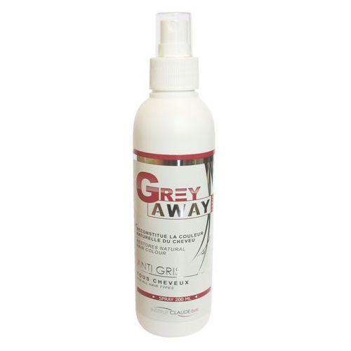 Grey away odsiwiacz do siwych włosów 200ml marki Claude bell