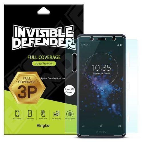 Ringke Folia ochronna 3d invisible defender do xperia xz2 compact full cover