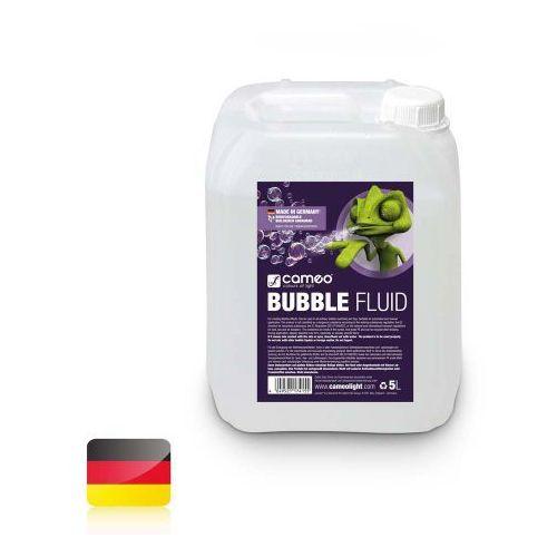 bubble fluid 5l-specjalny płyn do wytwarzania baniek mydlanych marki Cameo