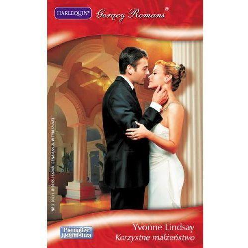 Korzystne małżeństwo - Yvonne Lindsay